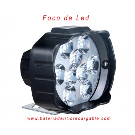 Foco Led 9w lP65
