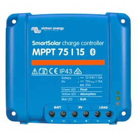 SmartSolar MPPT 75/15 Bluetooth