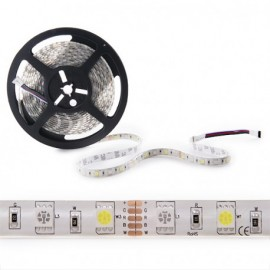 Tira de Led 5050 RGB+W 72 led/m IP65