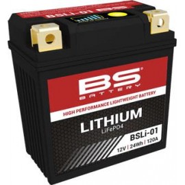 Bateria Litio BS Battery 12v/ 2ah