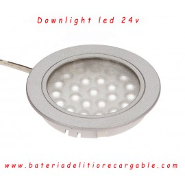 Downlight 1,5w 24v Nauticled