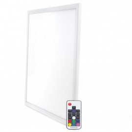 Panel Led RGB 30w control remoto