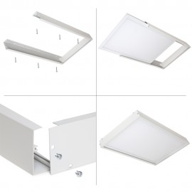 Marco superficie panel Led 60x30