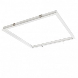 Marco empotrable panel led 60x60