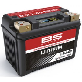 Bateria Litio BS Battery 12v 6ah BSLI09