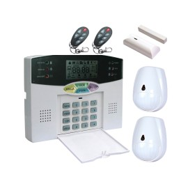 Kit alarma inalambrico