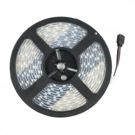 Tira de Led 5050 RGB 60 led/m IP67