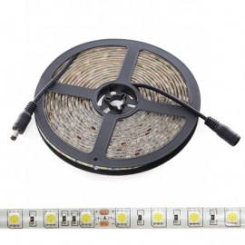 Tira de Led 5050 Blanco Frio 60 led/m