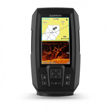 Sonda de pesca Garmin Striker Plus 4 cv