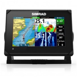 Simrad GO7 XSE GPS + Transductor TotalScan